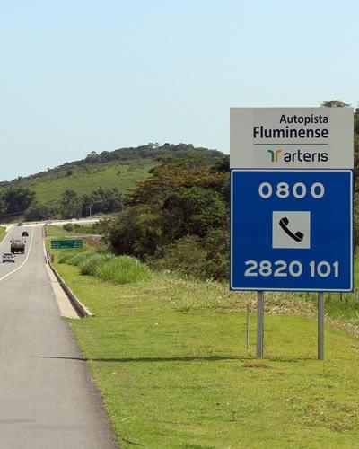 Autopista Fluminense - Arteris