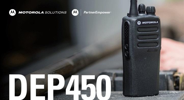 Você conhece os diferenciais do DEP450?