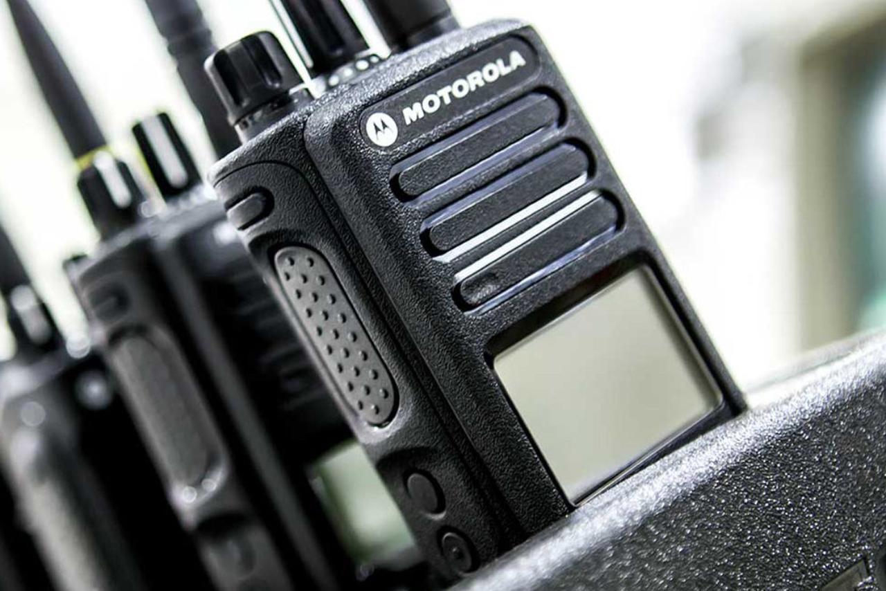 DTR 720: Rádio Digital Bidirecional